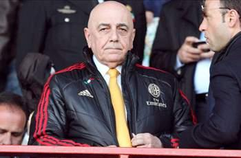 AC Milan have saved £34-42 million on wages, reveals Galliani