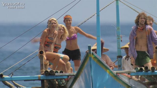 Exclusive 'Survivor' Sneak: Tribes Merge