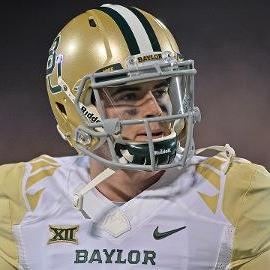 Baylor QB Jarrett Stidham out for season with broken ankle