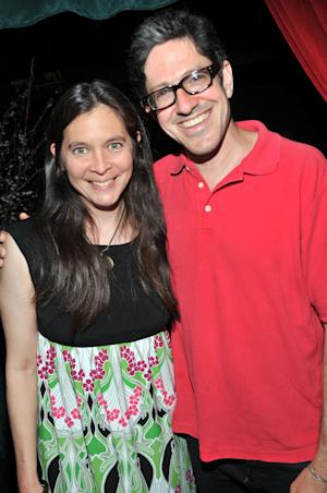 """This undated photo provided by The Publicity Office shows Diane Paulus and Randy Weiner, a husband-and-wife team who have collaborated on the Cirque du Soleil show """"Amaluna."""" She won a Tony Award last year for directing """"Pippin"""" and he is producing two off-Broadway shows in New York, """"Sleep No More"""" and """"Queen of the Night."""" (AP Photo/The Publicity Office/Jenny Anderson/AP)"""