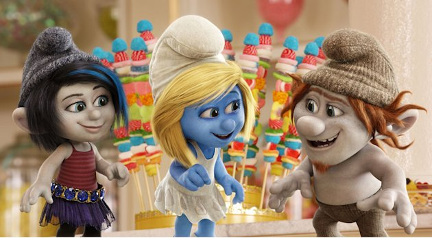 """The Smurfs 2"" Still"