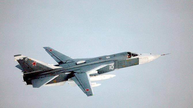 Russia insists its warplane was inside Syrian airspace