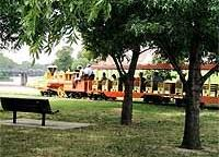 Forest Park Miniature Train