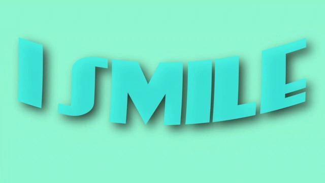 I Smile (Lyric Video)