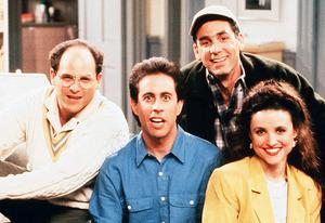 Seinfeld | Photo Credits: NBC TV/The Kobal Collection
