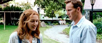 Kate Winslet and Patrick Wilson in New Line Cinema's Little Children