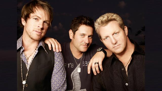 Rascal Flatts Fronts CBS' 'Home For The Holidays'