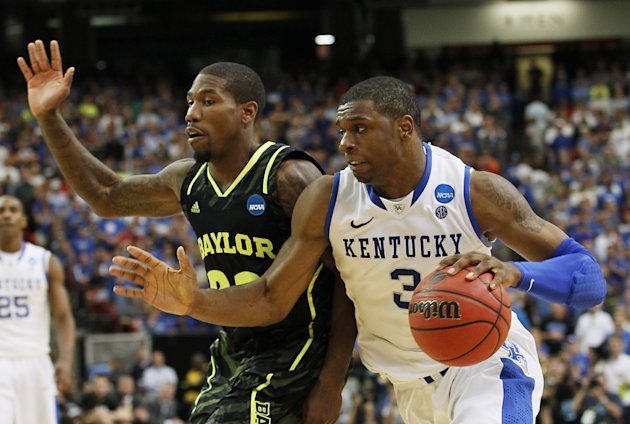 NCAA Basketball Tournament - Baylor v Kentucky