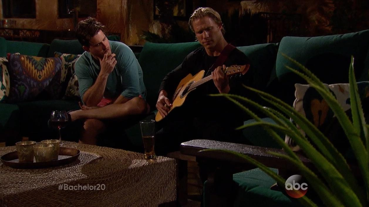Top 'Bachelor' Moments: A 'Bromance' For the Ages