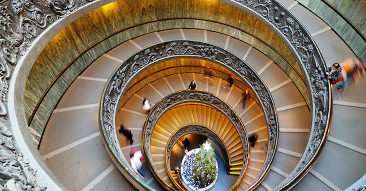 13 Beautiful Staircases From Around The World