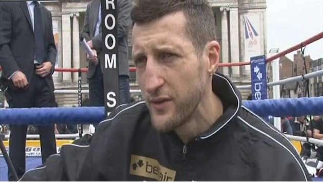 Boxing - Froch relishing Kessler clash
