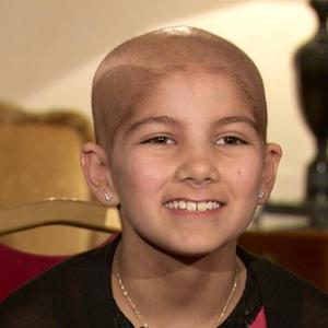 New Jersey girl receives Pope's blessing while fighting cancer