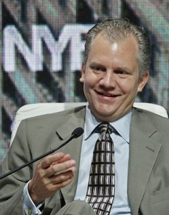 Arthur Sulzberger unclear when paper stops printing