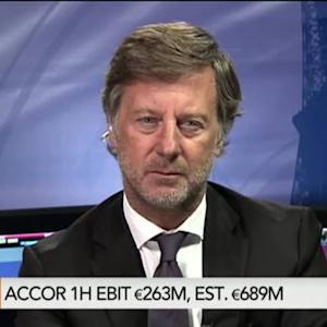 Accor Can Fuel Growth Without Consolidation: CEO Bazin