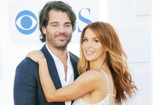 Shawn Sanford and Poppy Montgomery | Photo Credits: Gregg DeGuire/WireImage
