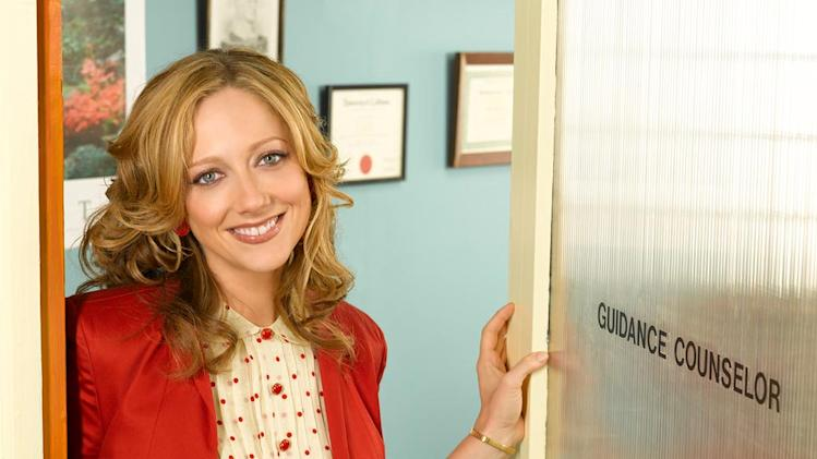 Judy Greer stars as Becky Freeley on ABC Television Network's Miss Guided