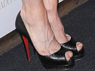 Los pies horribles de una diva