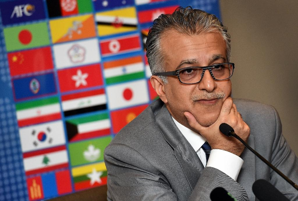 Asian football chief unopposed for new term
