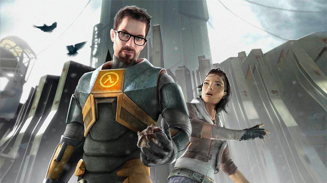 Half-Life 3 rumored to be an open world game set for 2013 launch