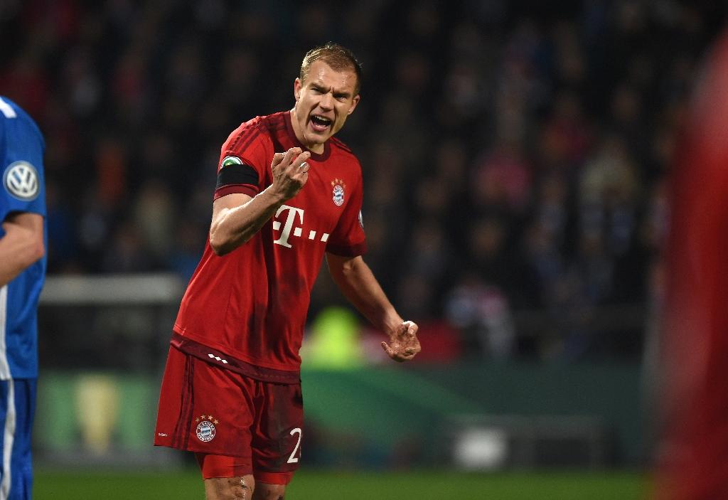 Badstuber's latest blow hurts Bayern and Germany