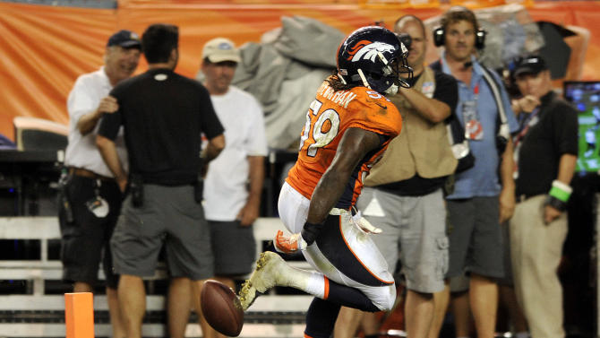 From travails to triumph, Trevathan leads Broncos