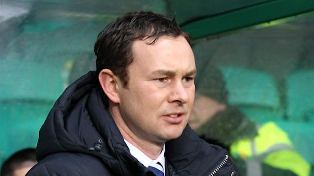 Derek Adams&#39; Ross County side stretched their unbeaten run to eight games