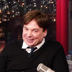 Mike Myers Explains Kids' Unique Names