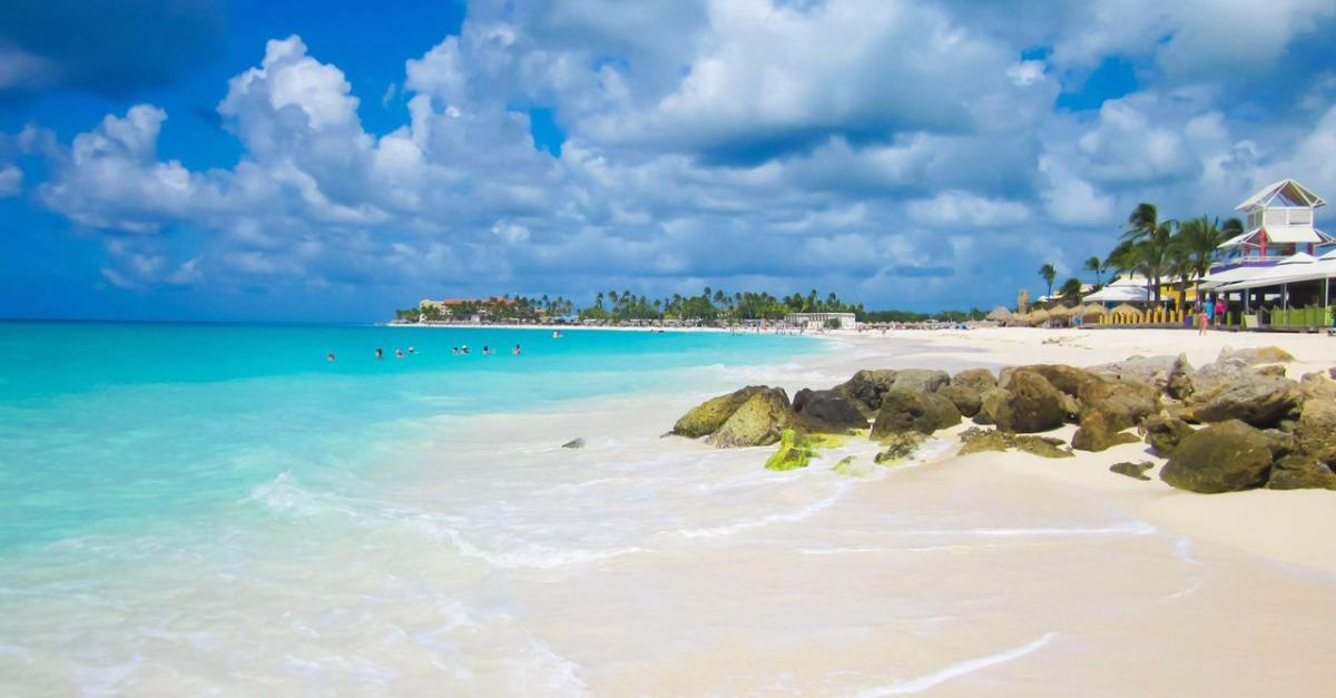 The Best Beaches in the World Are in Aruba