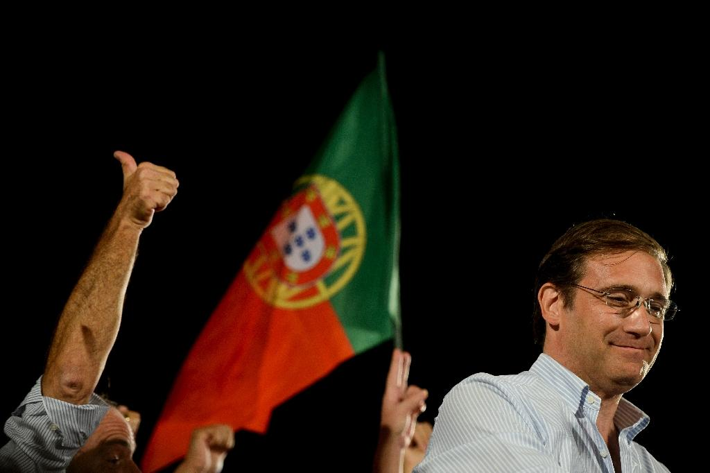 Portugal votes in test for austerity policies