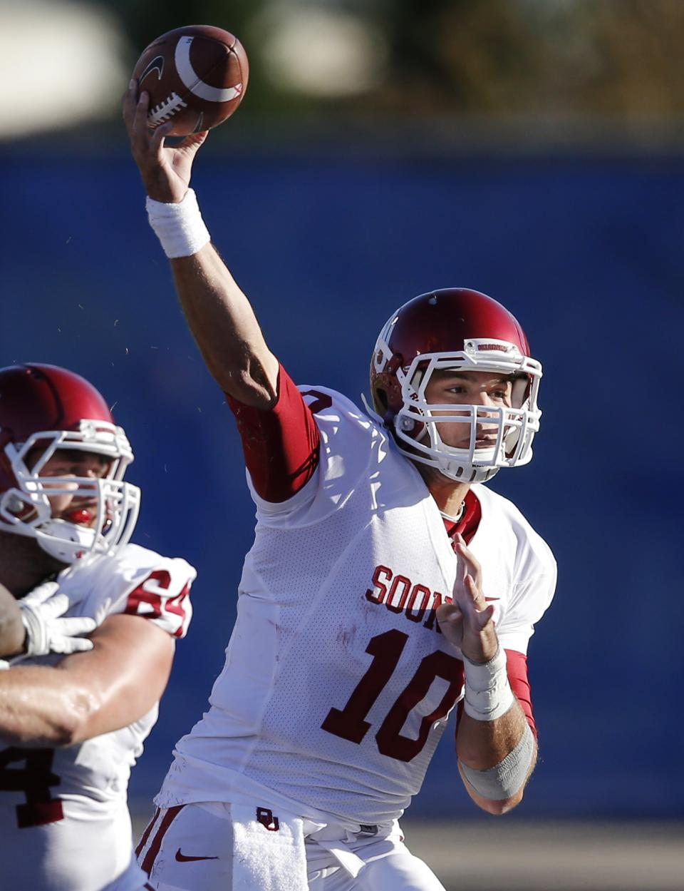 Sooners prepared for high-powered Texas Tech