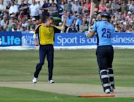 Danny Briggs has been satisfied with his performances in England's ICC World Twenty20 warm-ups