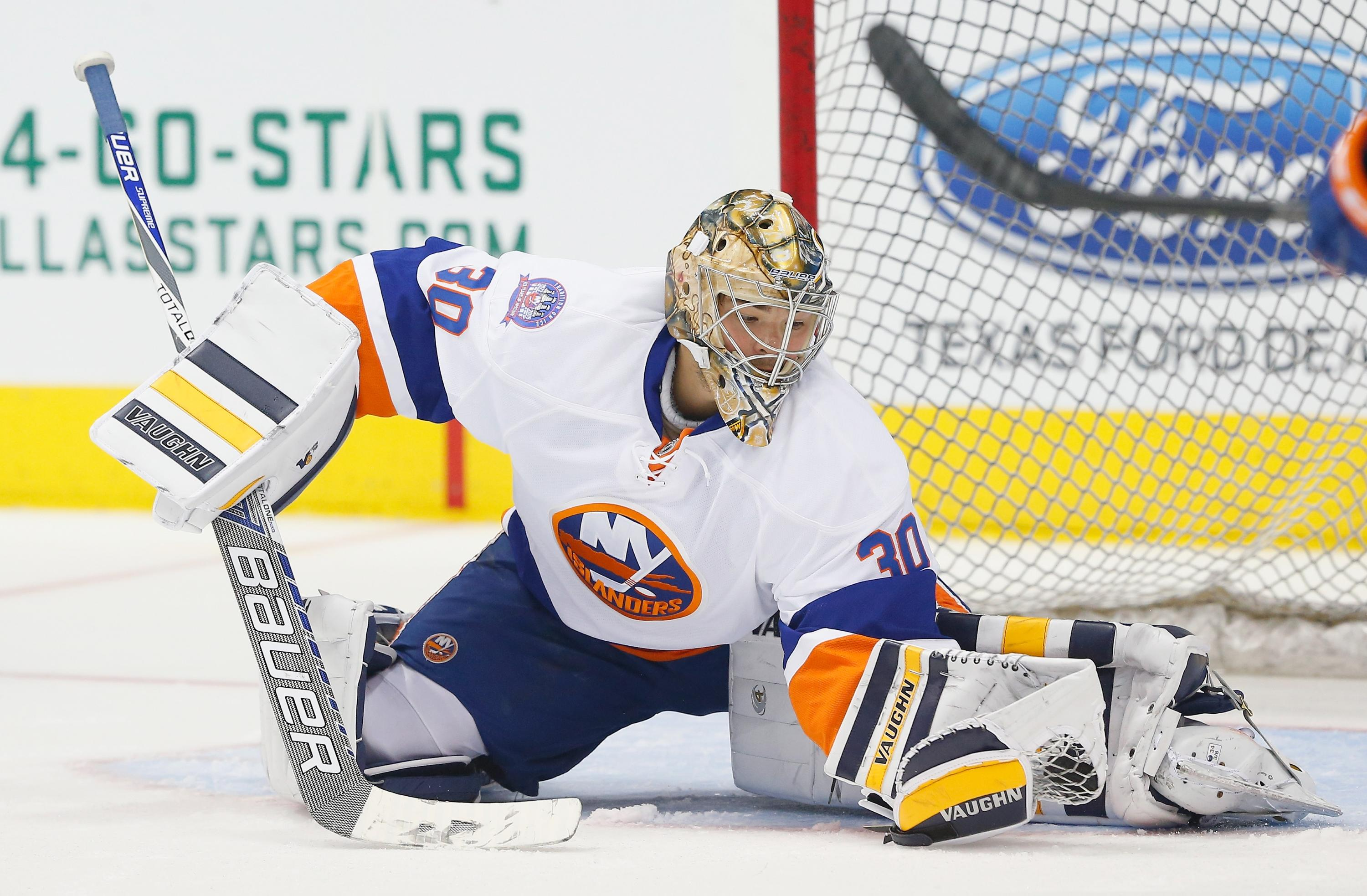 Michal Neuvirth embraced personal positive in Buffalo tank job