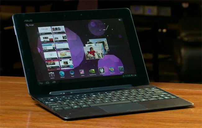 ASUS confirms Jelly Bean is headed to Transformer tablets