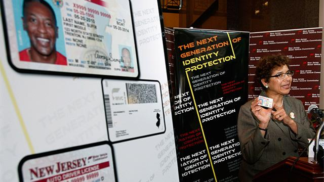 New Jersey Bans Smiling in Driver's License Photos