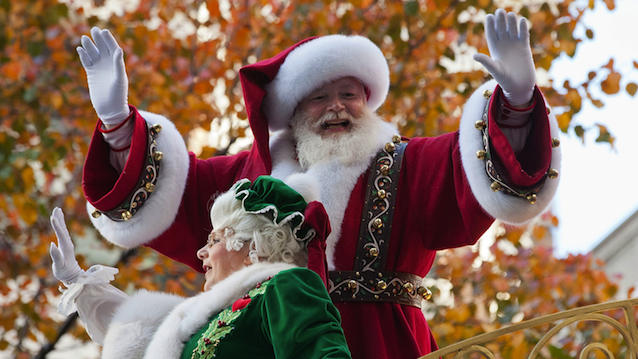 Checking it Twice! Accounting Firm Audits Santa Claus