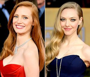 SAG Awards 2013's Biggest Hair Trend: The Deep Side Part