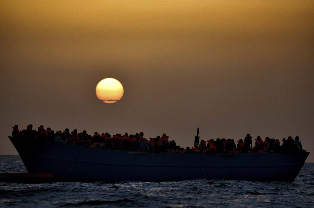 29 people found dead off Libya in migrant boat horror