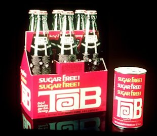 Ice cold Tab. anyone?