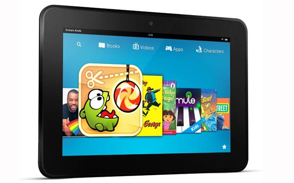 Amazon Blows Up the Tablet Market