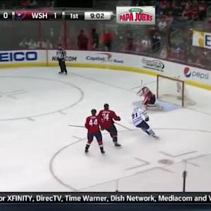 Braden Holtby Save on James van Riemsdyk (11:01/1st)