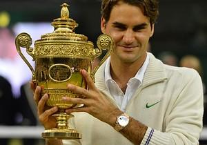 Roger Federer Tops List Of The World's Highest-Paid Tennis Players