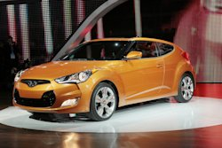 2012 Hyundai Veloster (Photo by Scott Olson/Getty Images)