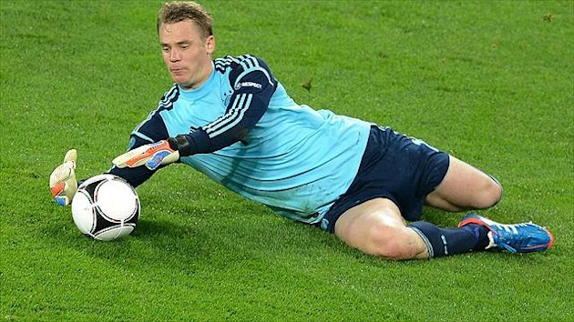 neuer germany euro 2012