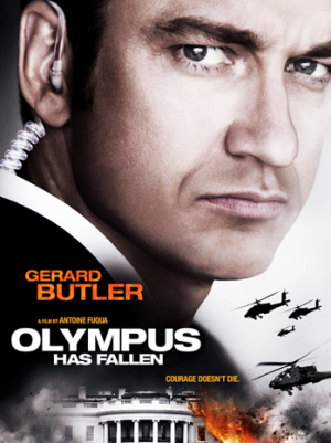 Gerard Butler Protects the President in 'Olympus Has Fallen' Trailer (Video)