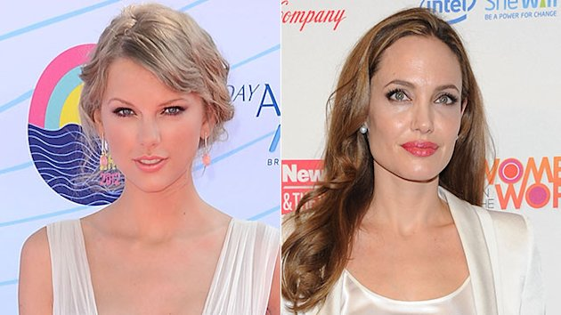 Buzzmakers: Swift&#39;s Kennedy Romance & Angelina