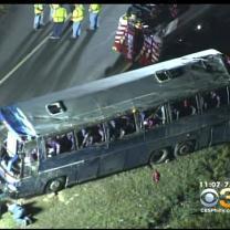 Deadly Bus Crash In Delaware