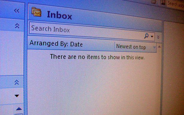 What Your Email Inbox Count Says About You