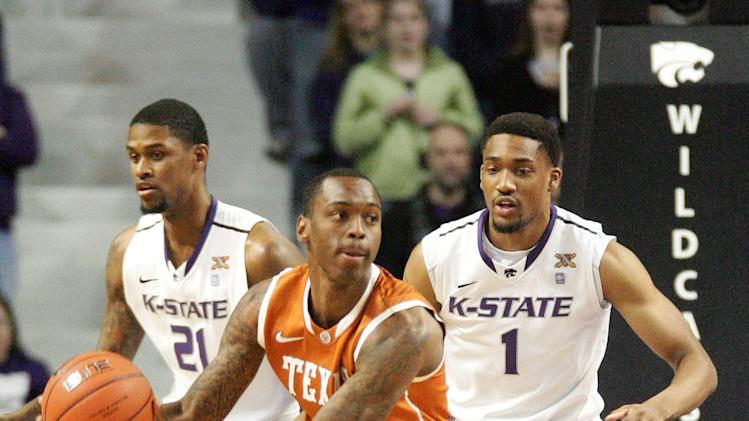 NCAA Basketball: Texas at Kansas State