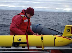 Underwater Robots Hear 9 Endangered Whales