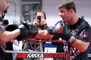Michael Bisping States Title Case; Dana White Thinks Anderson Silva Fight Would Be Interesting